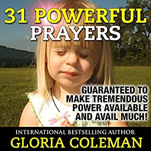 31 Powerful Prayers Audiobook
