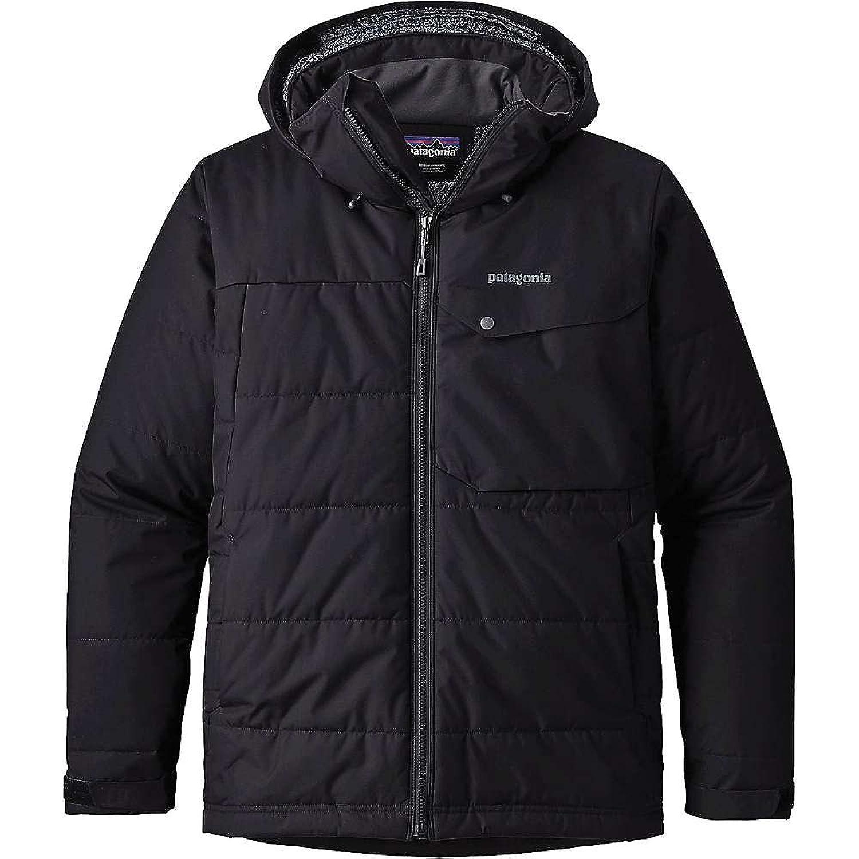 パタゴニア アウター ジャケットブルゾン Patagonia Men's Rubicon Jacket Black g4w [並行輸入品] B076CPGVT9