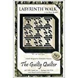 quilts patterns - Labyrinth Walk, A Two Block Wonder, QUILT PATTERN PTN 2122, NO Y-Seams, 76 by 76 inches