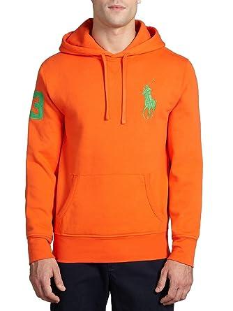 Polo Ralph Lauren - Sudadera con Capucha - para Hombre Naranja ...