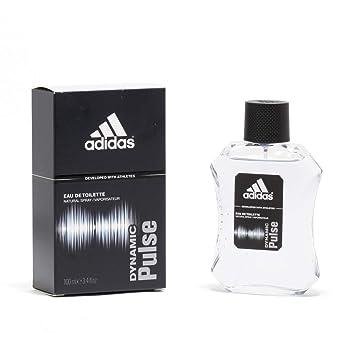 Amazoncom Adidas Dynamic Pulse Edt Spray 34 Oz Parfum Adidas