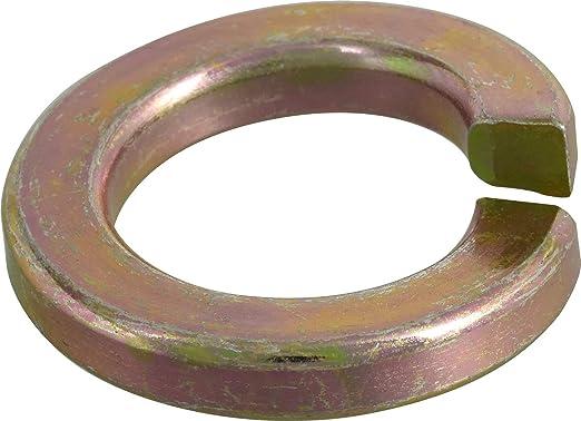 Hillman Split Lock Washer 5//8  Grade 8 Zinc Dichromate 25 Box