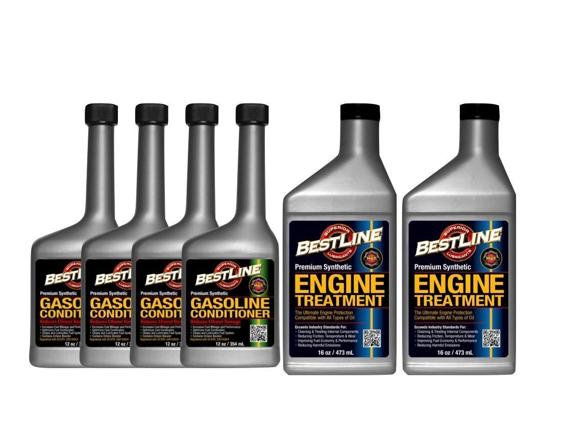 BestLine Engine and Fuel Kit 6 Pack