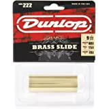 Dunlop 222 Brass Slide, Medium Wall Thickness, Medium