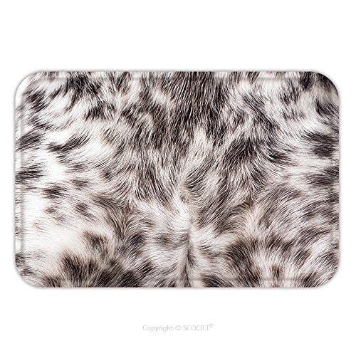 Flannel Microfiber Non-slip Rubber Backing Soft Absorbent Doormat Mat Rug Carpet Dog Coat Texture German Shorthaired Pointer Dog Coat Texture 176845796 for Indoor/Outdoor/Bathroom/Kitchen/Workstations