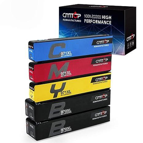 Amazon.com: CMTOP - Cartuchos de tinta compatibles para ...