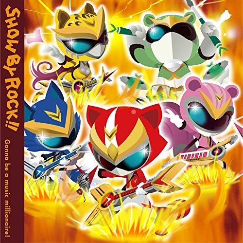 バイガンバーV / 「Stand Up! バイガンバー!/ヒーローライン」 ~アプリゲーム「SHOW BY ROCK!!」の商品画像