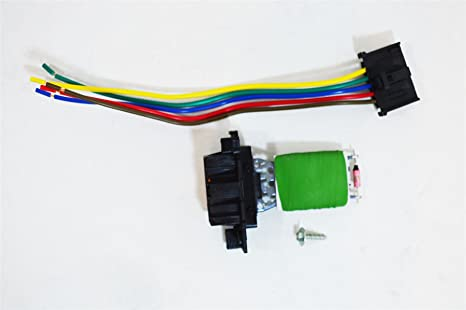 Peachy 95508692 13248240 Heater Resistor Wiring Loom Connector Wiring 101 Hemtstreekradiomeanderfmnl