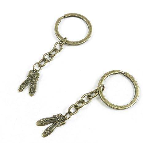 Amazon.com: Joyería de moda llavero llavero cadena de llave ...