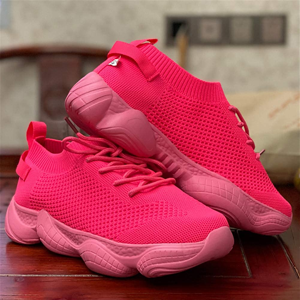 TTMOW Womens Sock Slip On Walking Shoes Lightweight Breathable Mesh Casual Sneakers Sports Gym Jogging Shoes