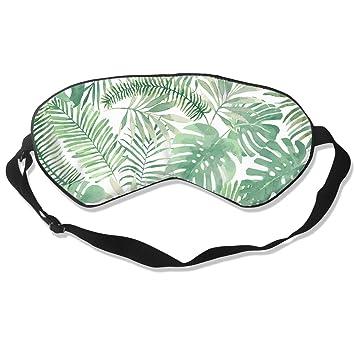 Amazon com : Mauritius Green Leaves Eye Mask Comfortable