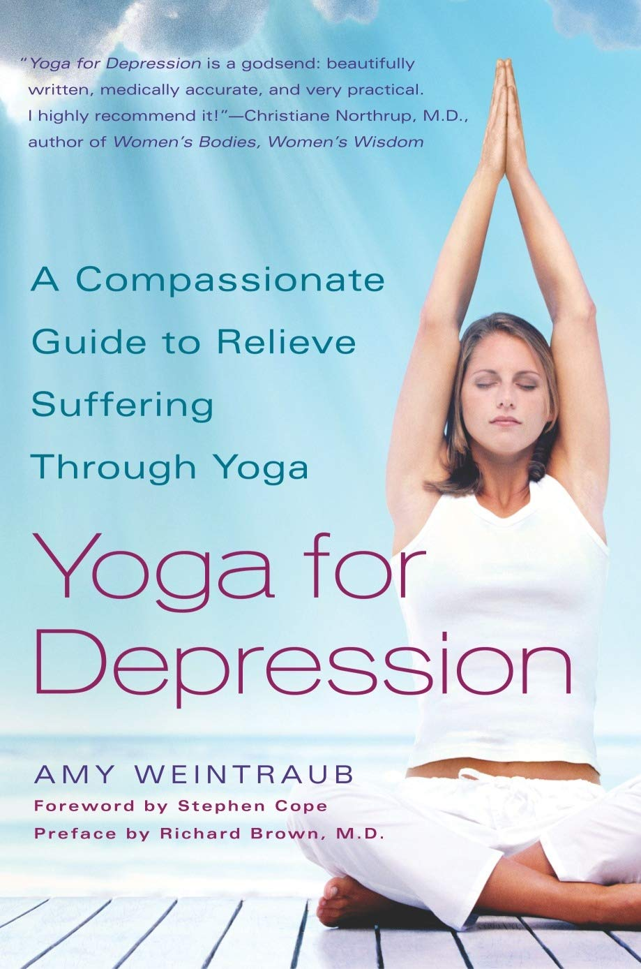 Yoga for Depression: A Compassionate Guide to Relieve Suffering