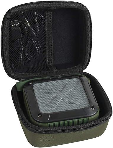 Hermitshell Hard Case Storage Bag Fits Milemont AYL ShackJoy Infinilla Wireless Bluetooth Speakers