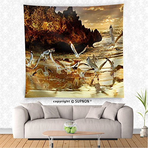 VROSELV custom tapestry Two Rocks Perth Western Australia - Fabric Wall Tapestry Home - Tiffany Australia Perth