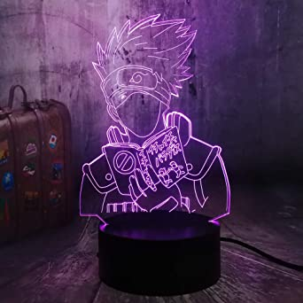 KangYD Luz de noche 3d para niños,Luz de noche de regalo de ...