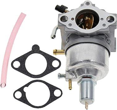 New 15003-2801 Carburetor for John Deere AM131756 345 GX345 Mower FD611V Engine
