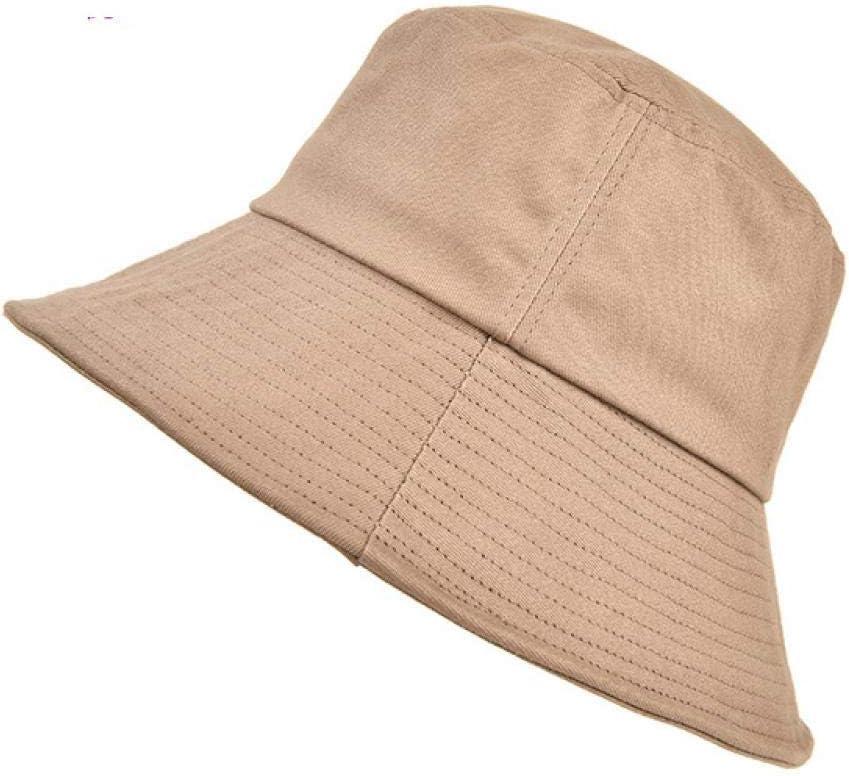 N/A Gorro Pescador Enjoyfur Summer Cotton Bucket Hat para Mujeres Hip Hop Gorras Al Aire Libre Pescadores Sombreros para El Sol