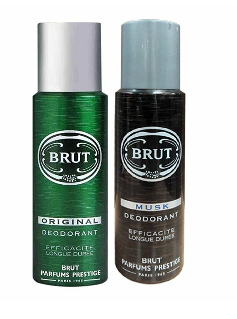 Buy Brut Originalmusk Efficacite Longue Duree Deodorant 200mlpack