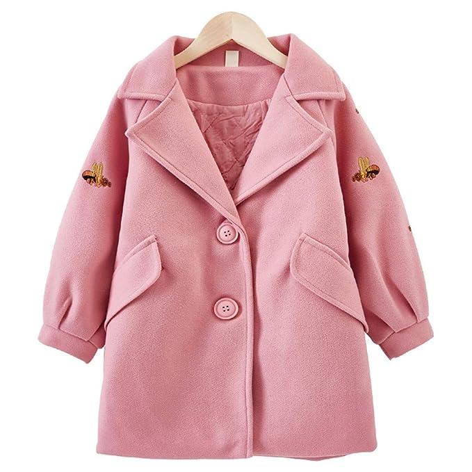 Amazon.com: MV chaquetas de invierno para niñas otoño ...