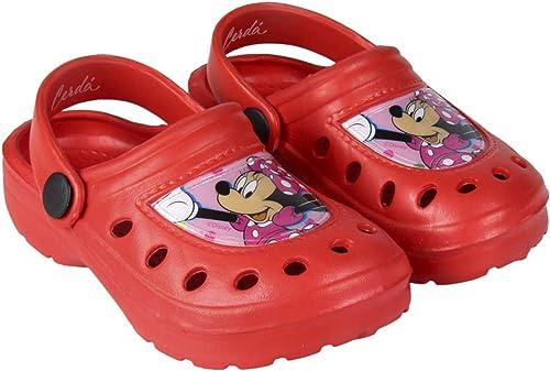 Crocs Girls' Disney Minnie Mouse Clogs
