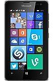 Microsoft A00023760 - Smartphone (1 GB de RAM, 8 GB de memoria interna, WiFi, Dual SIM, Windows 8.1) color negro