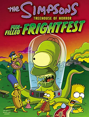 The Simpsons Treehouse of Horror Fun-Filled Frightfest -