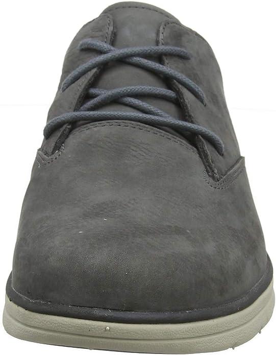 Timberland Bradstreet Plain Toe Oxford, Zapatillas Bajas Hombre, 42 EU