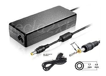 Cargador Adaptador DE Y para PORTATIL ASUS R33030 12V 3A 4,8 ...