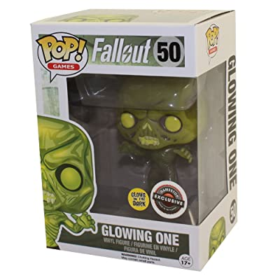 Funko Pop Fallout Exclusive Glowing one~ Glow in The Dark: Toys & Games