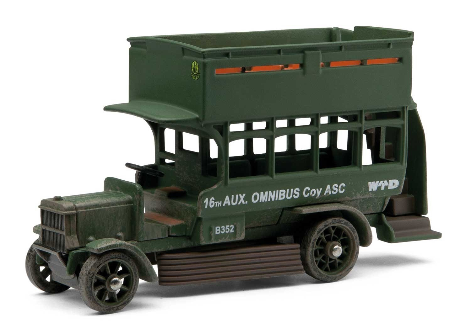 Corgi We Will Remember 1914–2014 Collection Old Bus CS90611