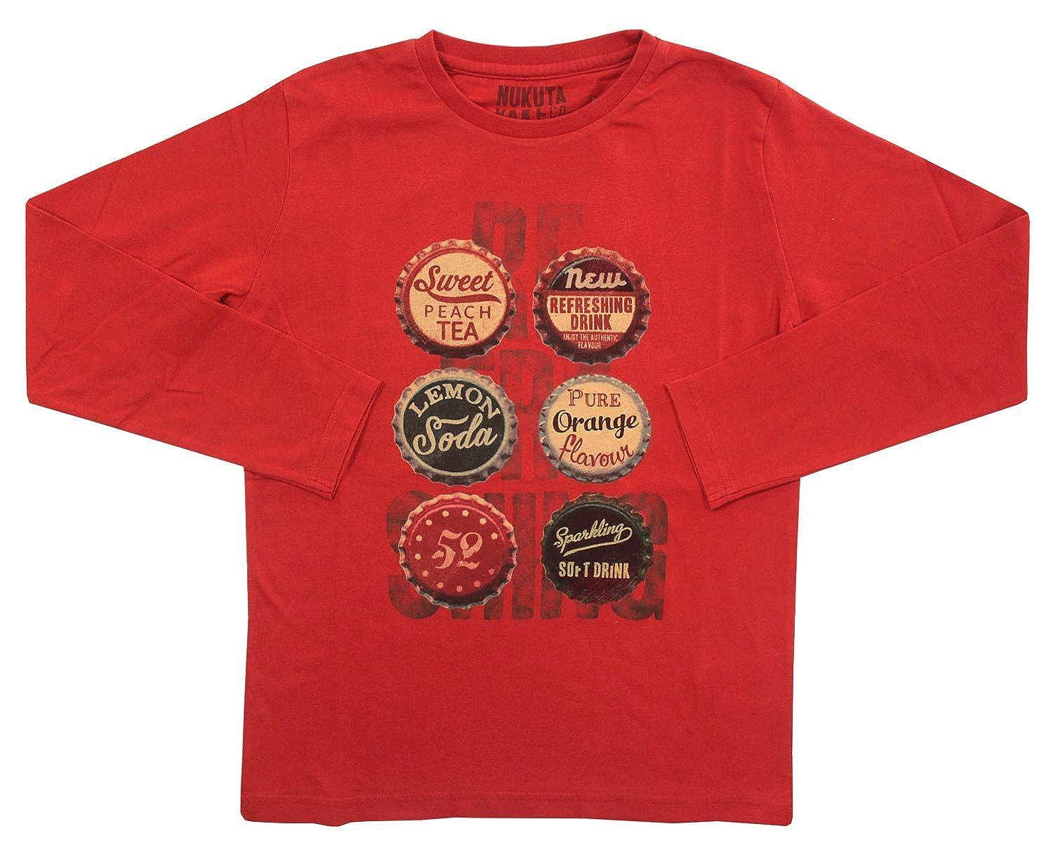 a633ac08cd948 mayoral - T-Shirt à Manches Longues - Garçon Rouge Paprika: Amazon.fr:  Vêtements et accessoires