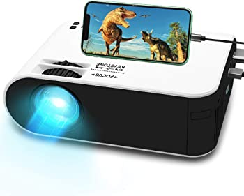 WayGoal 1080p HD Mini Projector