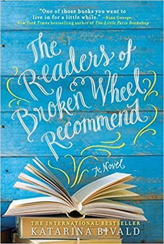 Image result for the reader of broken wheel recommend