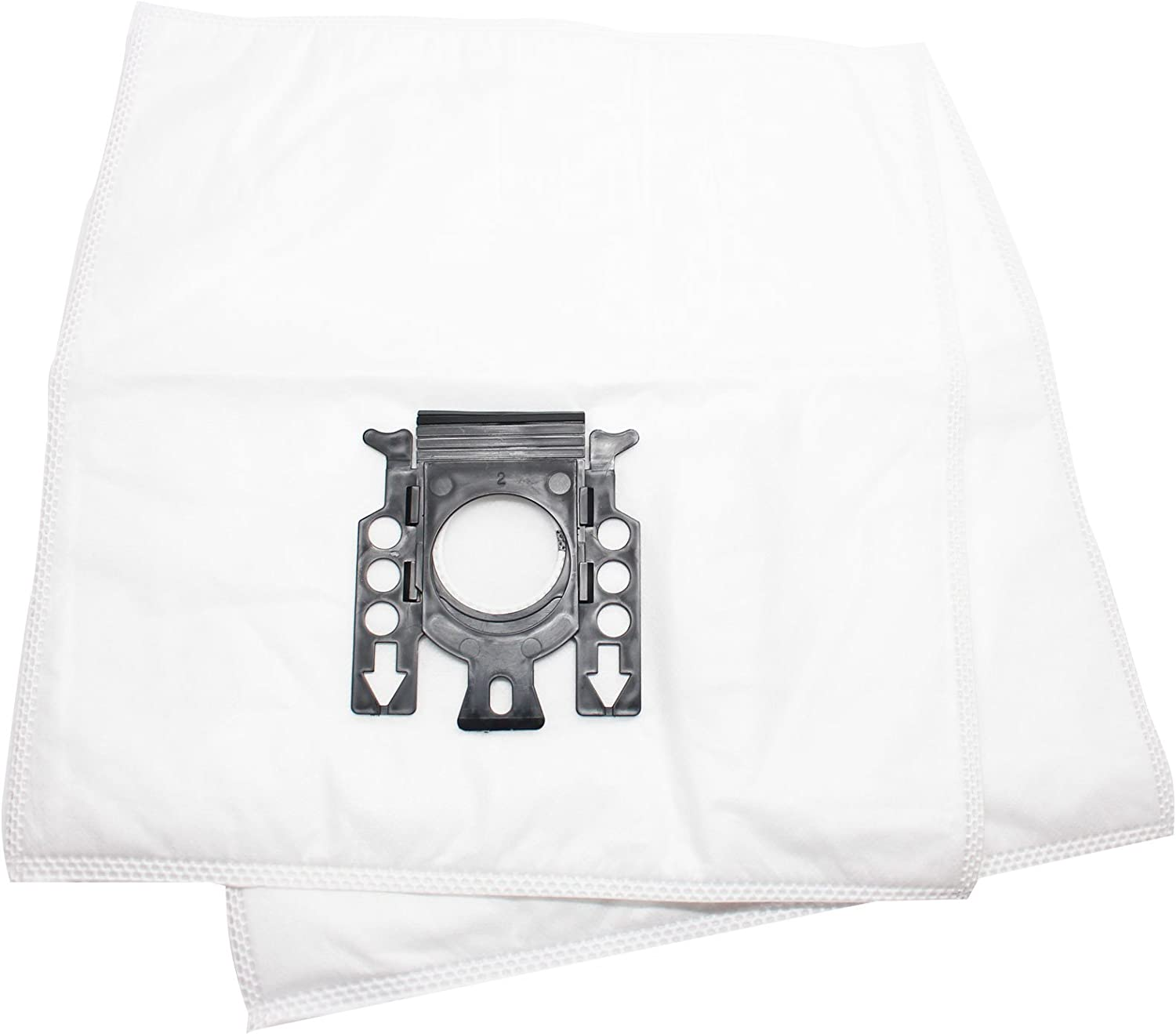6-Pack, 2 Bags Per Pack 12 Replacement Miele S5380 Vacuum Bags with 12 Micro Filters Compatible Miele Type GN Vacuum Bags