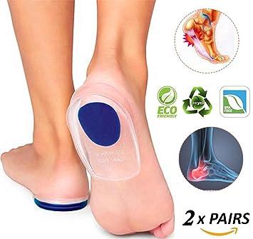 9696aa5408 Gel Heel Cups - Gel Heel Inserts,Heel Spur Treatment,Heel Cushion Inserts,