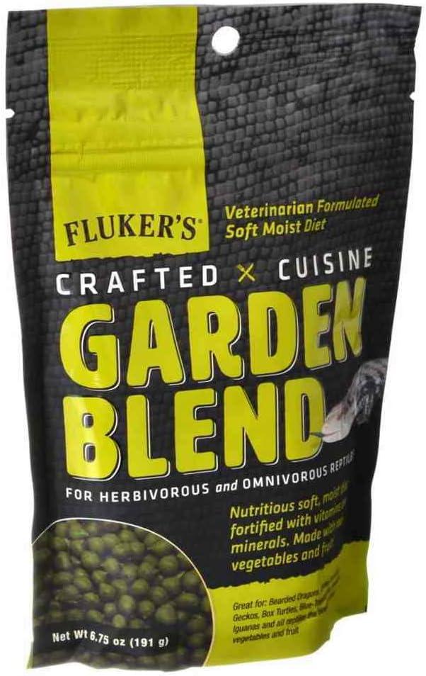 Fluker's New Garden Blend Reptile Food (6.75 oz.)
