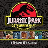 img - for Jurassic Park 25th Anniversary 2018 Wall Calendar book / textbook / text book