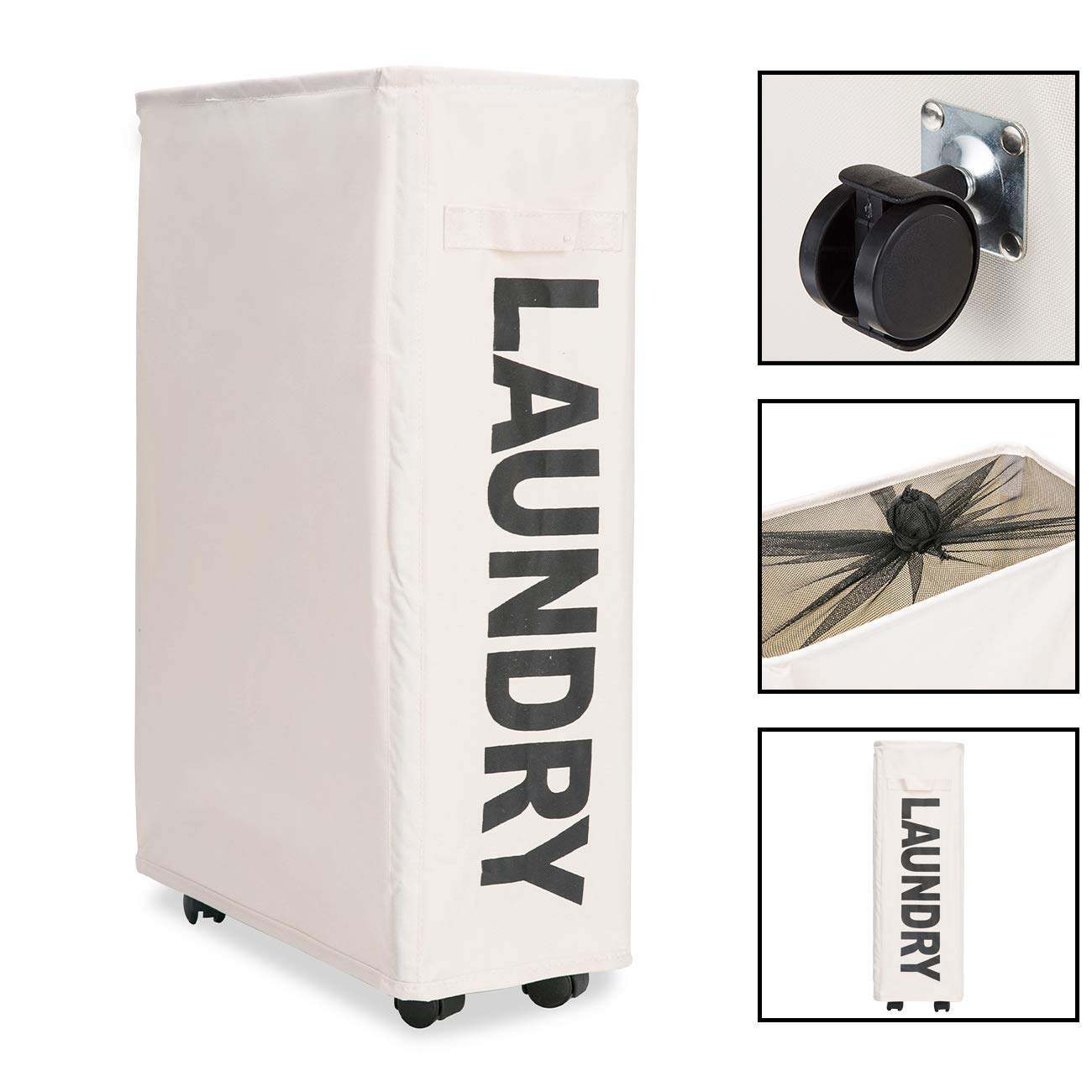 College Laundry Bags With Wheels
