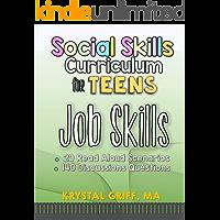Social Skills for Teens: Job Skills, Vocational skills Curriculum: Vocational Skills Activities, Job Skills Curriculum…