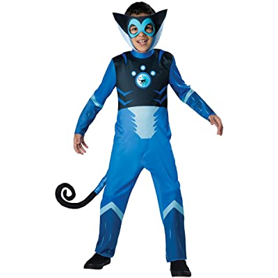 Fun World InCharacter Costumes Spider Monkey-Blue Costume, One Color, 6: Toys & Games