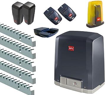Kit para puerta deslizante con motor BFT Deimos A800 de 230 V C.A. 800 Kg ML 056: Amazon.es: Bricolaje y herramientas