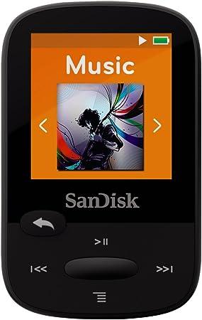 Sandisk Clip Sport 4gb Mp3 Player Schwarz Audio Hifi