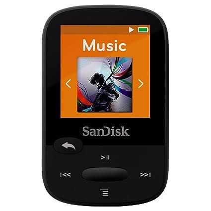 amazon com sandisk clip sport 4gb mp3 player black with lcd screen rh amazon com sansa clip sport user manual sansa fuze user manual pdf
