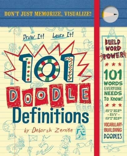 101 Doodle Definitions pdf epub