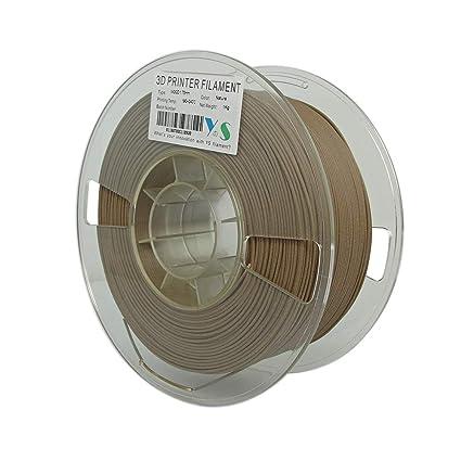 Aibecy YouSu Nature PLA - Filamento de impresión 3D (1,75 mm ...