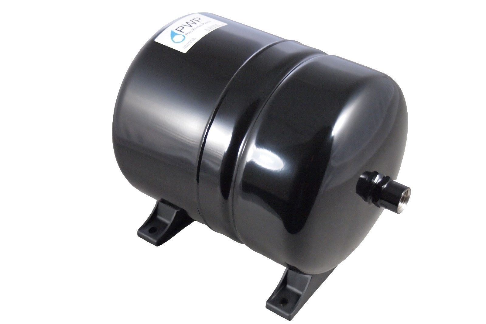PWP Accumulator Tank With Wall Mount Bracket 1/2'' Female NPT 2 Gallon by Pro Water Parts