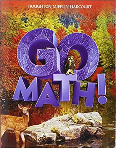 Go Math!: Focal Point Student Edition Grade 6 2011: HOUGHTON ...