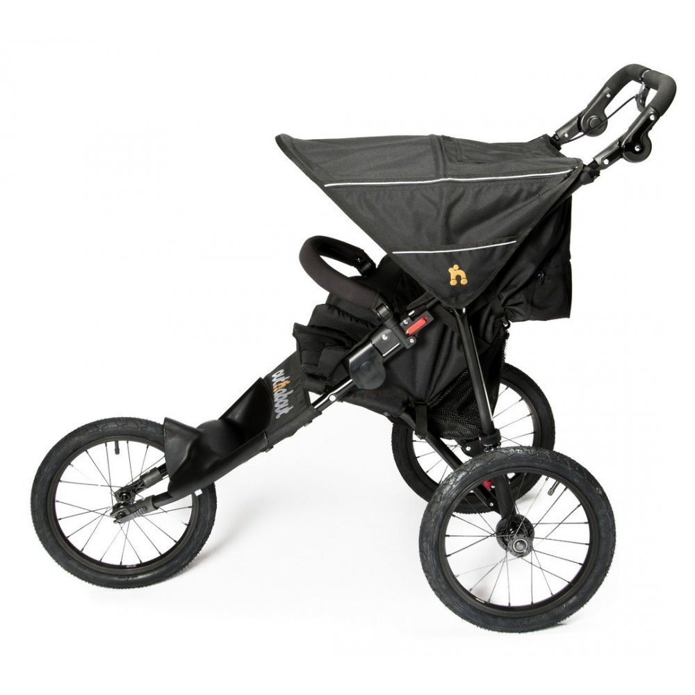 Out n About Nipper Sport v4 Stroller Raven