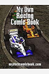 My Own Racing Comic Book Paperback