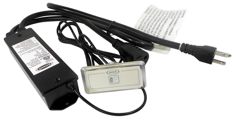 Jacuzzi Whirlpool 10-850-0824 Bath Control, 120V, Nema Cord, ED63000, 3-70-0824